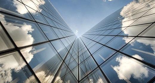 El vidrio en la arquitectura - Cristales limpios ...